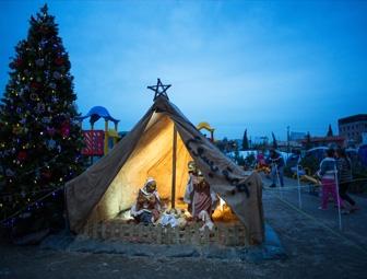 Życzenia z okazji świąt Bożego Narodzenia od chrześcijan z Iraku