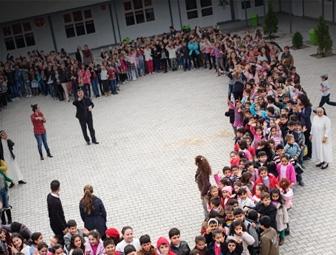Przesłanie dzieci chrześcijańskich uchodźców z Iraku