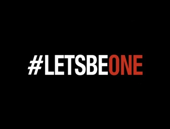 #LETBEONE
