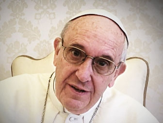 Apel Papieża Franciszka