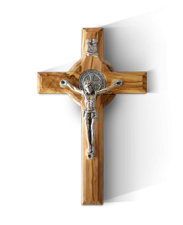 Krzyż z emblematem Św. Benedykta